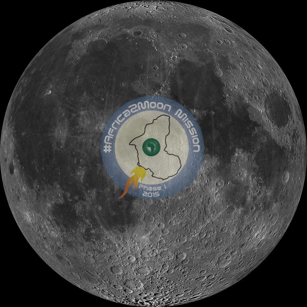 AFRIQUE - Bientot un engin spatial africain sur la lune?