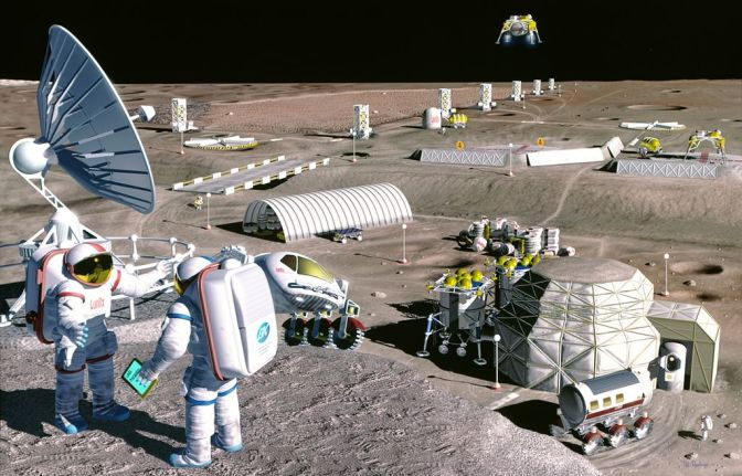 OPINION: Doesn't Africa have bigger priorities than going to the Moon?