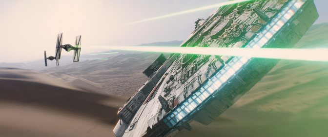 VIDEO: Star Wars – The Force Awakens, Teaser