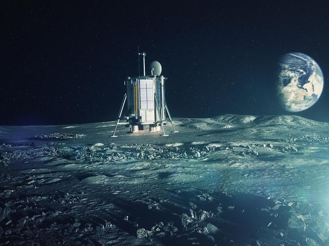 Congratulations: Lunar Mission One reaches £400,000