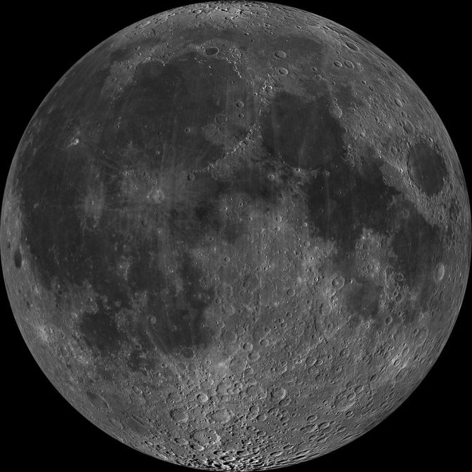 VIDEO: Evolution of the Moon