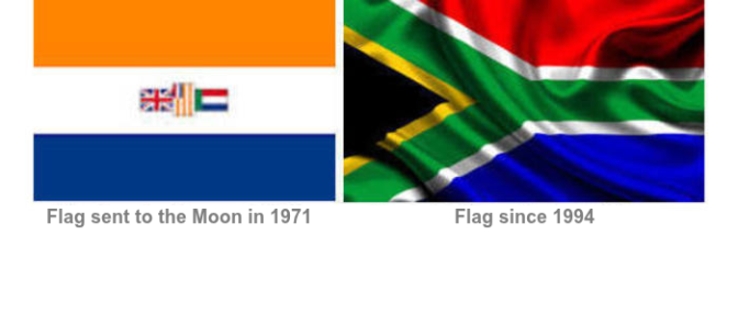 DID YOU KNOW: Apollo 14 Took a South African Flag to the Moon in 1971?