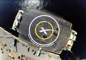 "SpaceX Autonomous Spaceport Drone Ship ""Just Read the Instructions"""