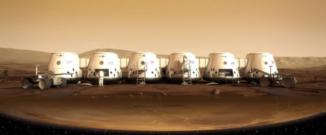 LISTEN: The first person on MARS could be South African!