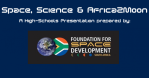 Space, Science & Africa2Moon