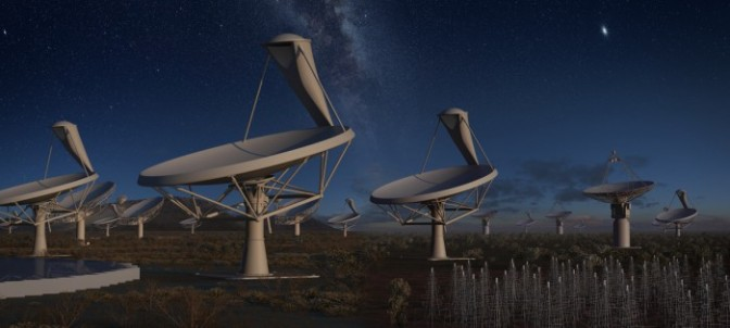 Probing the Universe with the Square Kilometre Array