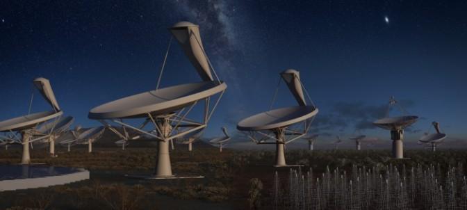 Probing the Universe with the Square Kilometre Array
